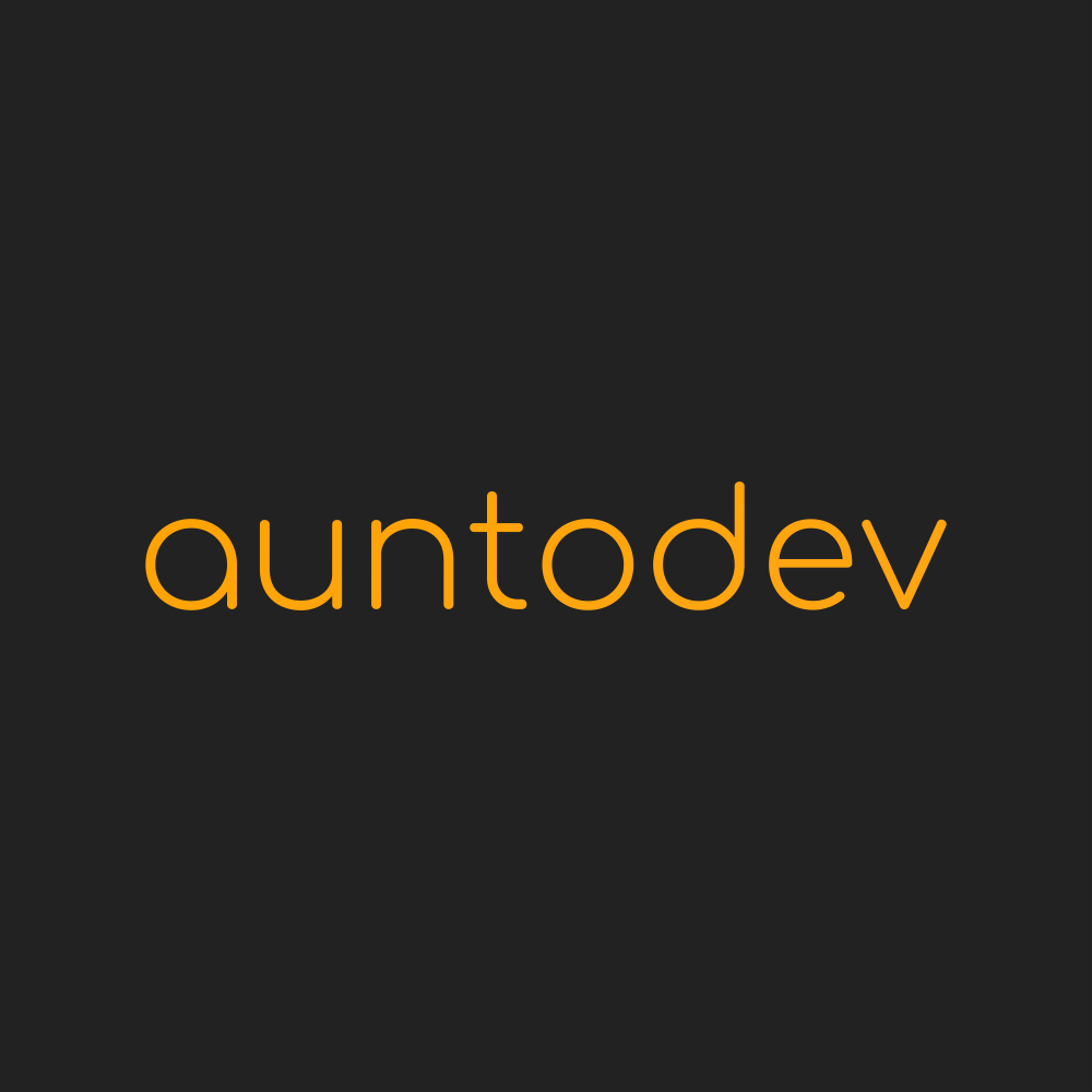 Aunto Development